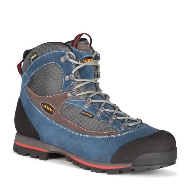 Buty trekkingowe (górskie) AKU Trekker Lite II GTX - z membraną GORE TEX.