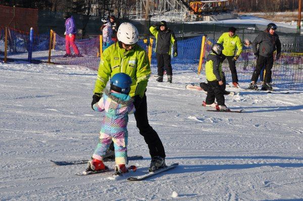 Stoki narciarskie dla rodzin z dziećmi - świętokrzyskie