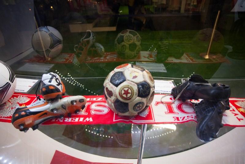 Wystawa Świat Wielkiego Futbolu - atrakcje dla dzieci w Warszawie