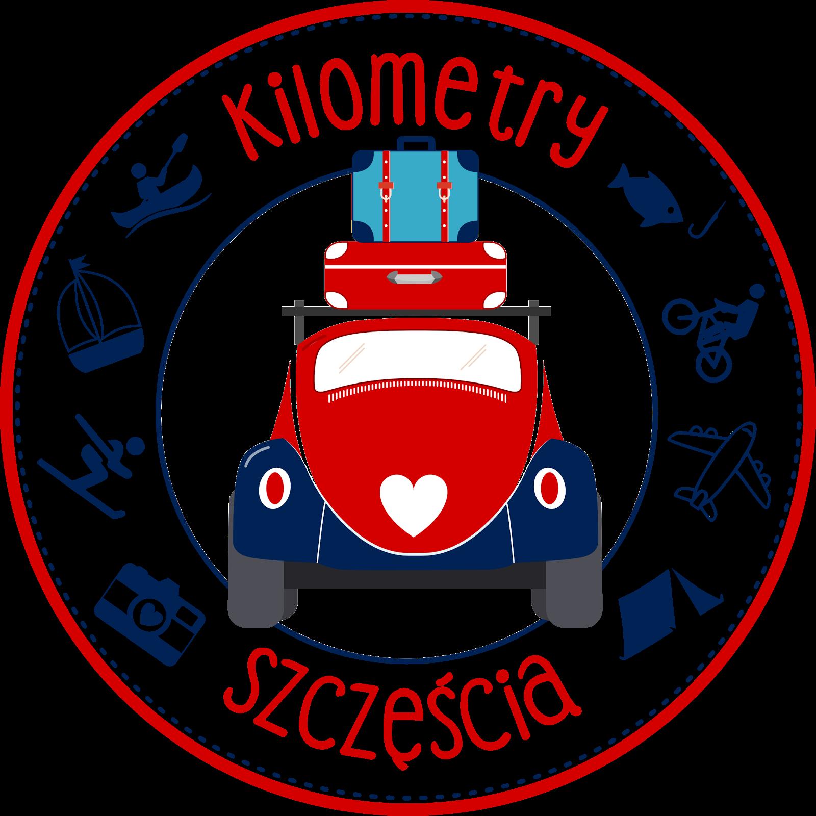 Kilometry Szczęścia - blog