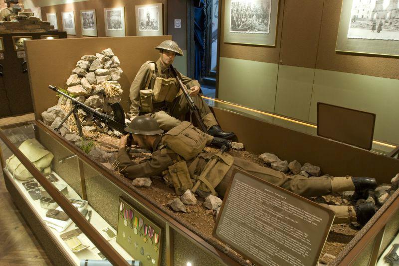 Muzeum Wojska w Białymstoku - atrakcje dla dzieci