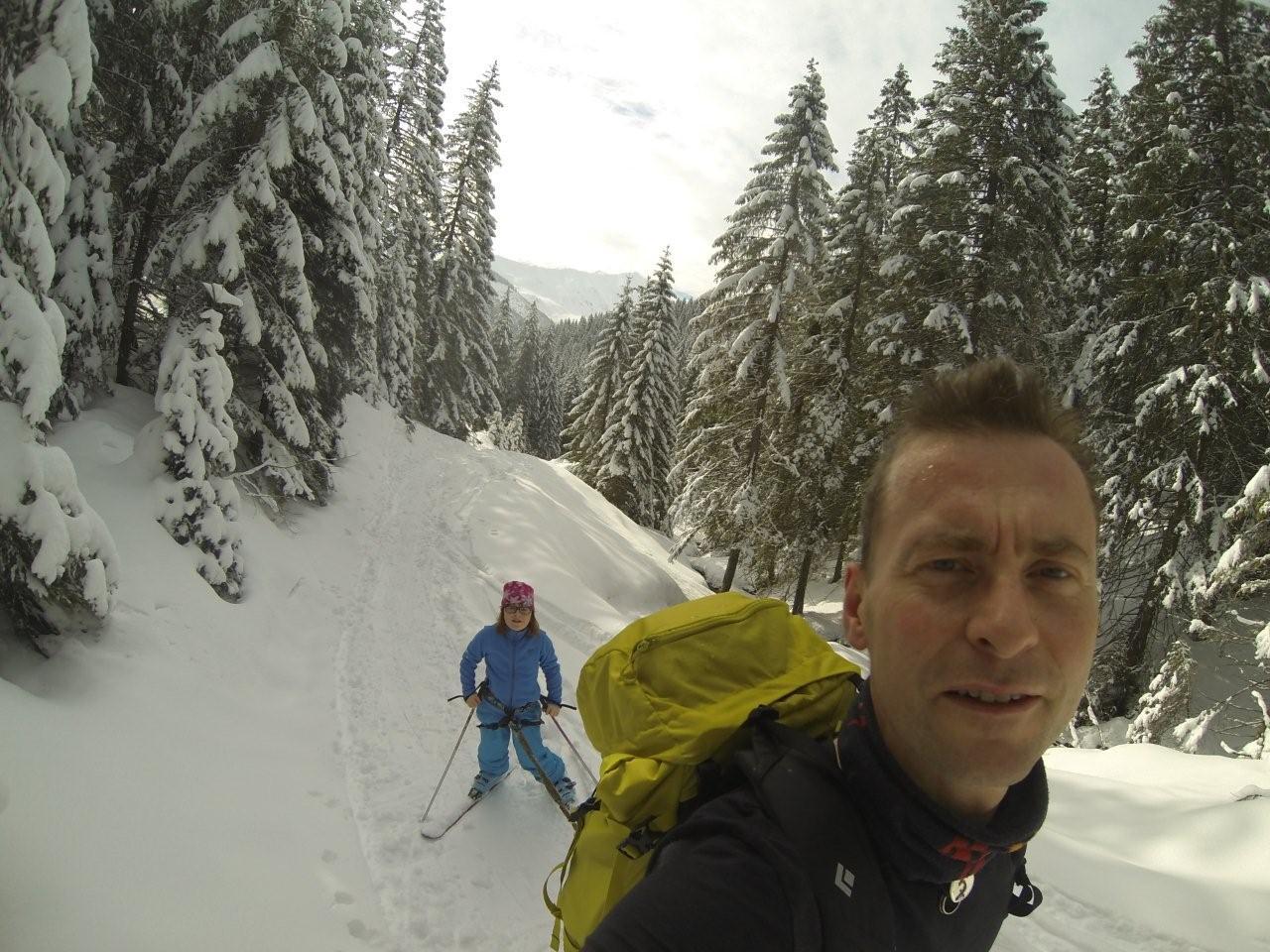 Wycieczki skitourowe z dziećmi