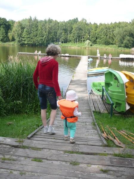 Kajaki z dzieckiem, wycieczki z dzieckiem - porady