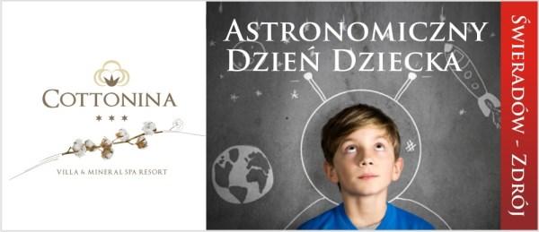 Astronomiczny dzień dziecka w Świeradowie Zdrój