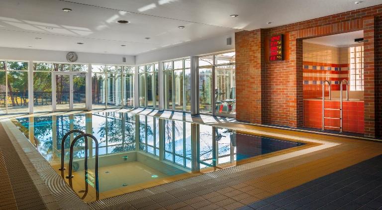 Hotel Kozi Gród - hotel z basenem na Pomorzu