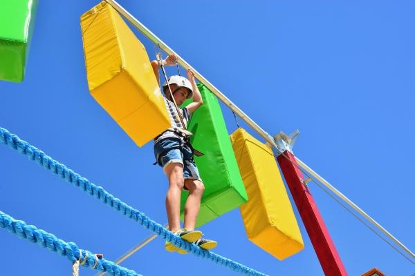 Kraina zabawy - atrakcie dla dzieci świętokrzyskie
