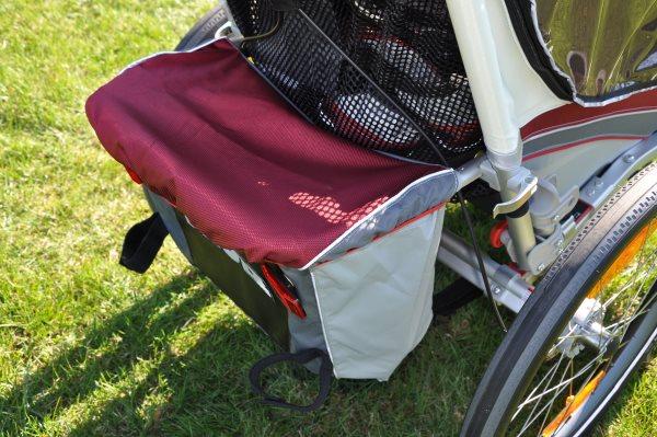 Przyczepka rowerowa Thule/Chariot CX 1 - test, opinie, sklepPrzyczepka rowerowa Thule/Chariot CX 1 - test, opinie, sklep