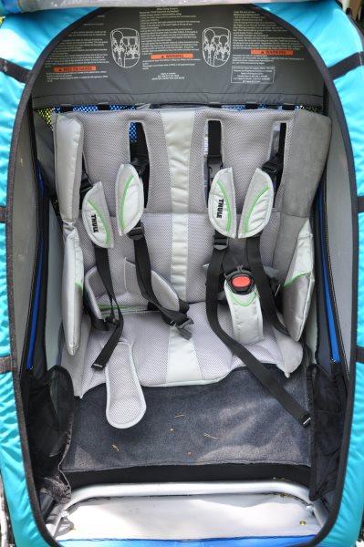 Thule Chariot CX 2 - test, wrażenia z użytkowania, opinie