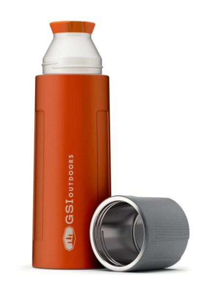 Termos GSI Glacier Stainless 1L Vacuum Bottle - test/opinie
