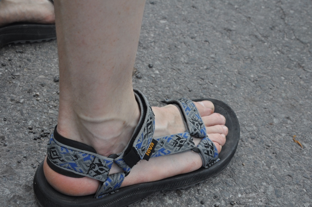 Męskie sandały Teva Winsted