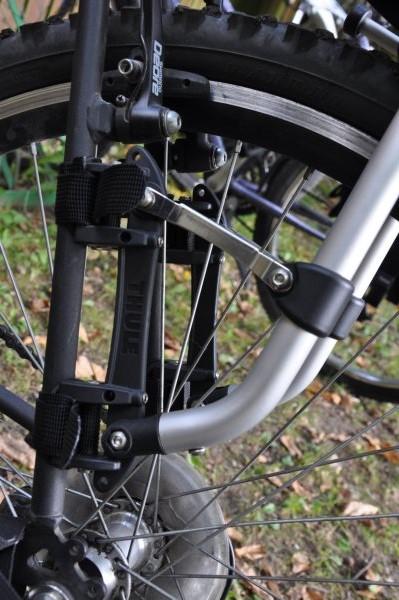 Bagażnik rowerowy Thule Tour Rack