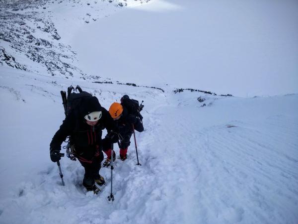 Kurtka softshellowa Montane Sabretooth - świetnie się sprawdza w zimowych warunkach!